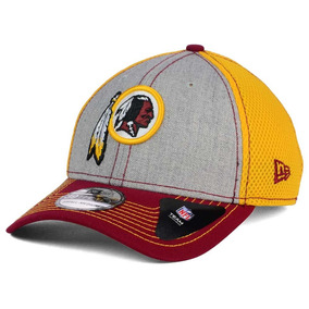 Pieles Rojas Washington New Era Gorra Nfl Heather Neo S m eb9a8c3445e