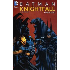Batman Knightfall Vol 3 Knightsend Tpb Inglés +600 Páginas!