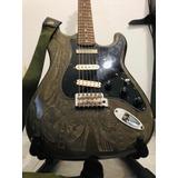 Guitarra Eléctrica H.r. Giger (diseño Único Personalizado)