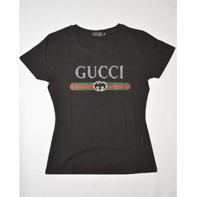 Playera Dama Gucci Diseños Varios