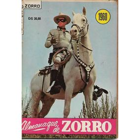 Almanaque Zorro - 1960 - Ebal