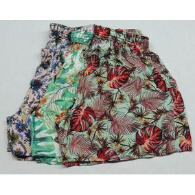Kit Com 2 Shorts Bermuda Feminina Plus Size Tamanhos Maiores