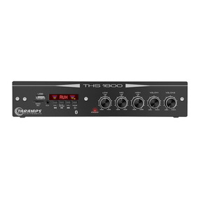 Amplificador Receiver Residencial Taramps Ths 1800 80w Rms
