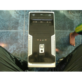 Computadora Cpu 1gb Ram 40gb Video 256 Disco