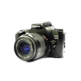 Camera Canon Eos-300 - Muito Nova **** C/ Manuais Originais