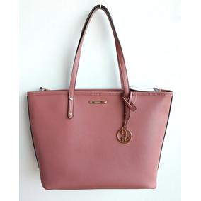 083f27df4d4c7 Nine West Original Bolsa Amplia Rosa Terracota Regalo Mujer