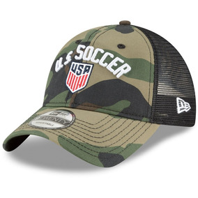 Gorra Deportiva New Era Usa Camuflada Green white c51c7876865