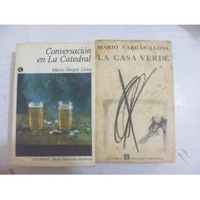 Mario Vargas Llosa. Lote De 5 Títulos En Buen Estado.