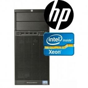 Servidor Hp Ml110 G7 Xeon E3-1220 4gb 250gb 639264-205