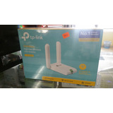 Adaptador Wifi Tp-link Usb 300mbps