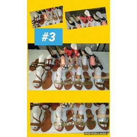 Lote (12pares) Calzado Dama Varios Modelos (num 3)