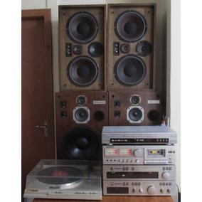 Som Gradiente Antigo 166 Cd5500 Master 99 Quarteto