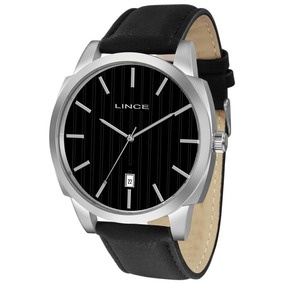 Relógio Lince Masculino Analógico Couro Mrc4461sp1px