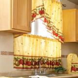Cortinas De Cocina Con Galeria California B Vnb