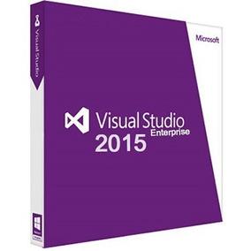 Visual Studio Enterprise 2015 English (32/64-bit)