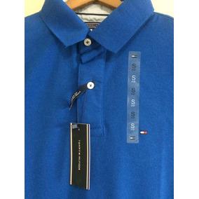 Camisa Gola Polo Tommy Hilfinger Clássica Original a9a04d0161fee