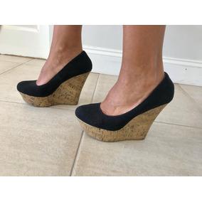 Zapato Cerrado Taco Chino Plataforma - Zapatos en Mercado Libre ... 4c74ea3bc3f