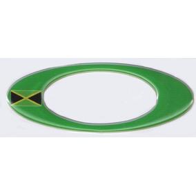 4e05964a44f5d Adesivo Oakley Jamaica - Acessórios de Carros no Mercado Livre Brasil