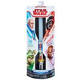 Sable De Luz Maestro De La Fuerza Star Wars Hasbro
