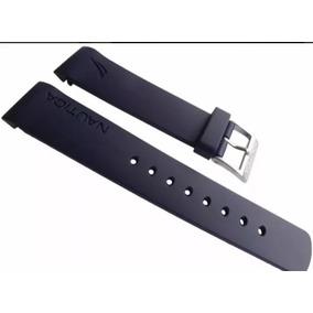 782015ae373 Pulseira Para O Relogio Nautica N14555g - Relógios no Mercado Livre ...