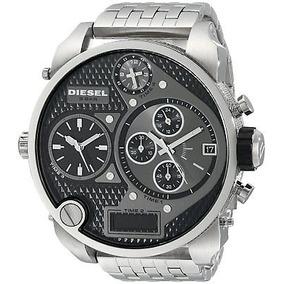 06400121e32f Diesel Dz7278 Mr Daddy Xl Sba Rubber Black - Joyas y Relojes en ...