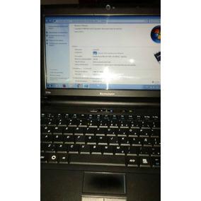 Mini Lapto Lenovo S10e Usada