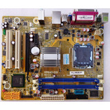 Kit Placa Intel 775 Ddr3+core 2 Duo E8400+cooler+4gb Ddr3