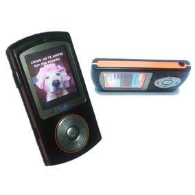 Player Mp4 Titan , Con 2gb Memoria , Radio Fm