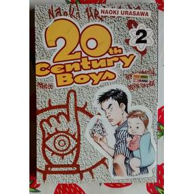 Mangá 20th Century Boys Vol 2 Panini