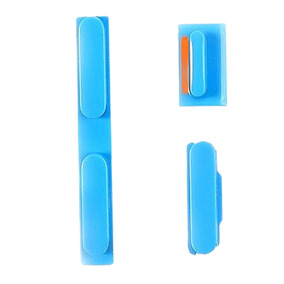 Kit Botones Pulsador Lateral Iphone 5c Original Boton Bagc