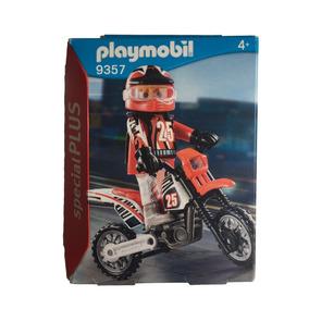 Playmobil 9357 Special Plus Motocross Geobra