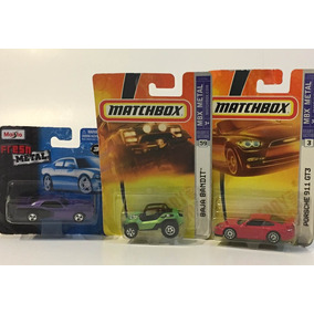 Miniaturas 1/64 - Hot Wheels/ Matchbox/ Maisto (8 Unidades)