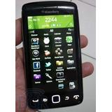 Celular Blackberry Torch 9860 Single 3g 5mp Preto Vitrine