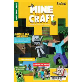 Revista Mine And Craft Ed. 01 - Imaginar, Construir, Craftar