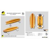 Longboards E Simuladores De Surf Com Shapes Artesanais