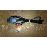 Cable A/v Super Nintendo, Nintendo 64 Y Gamecube.
