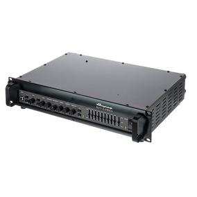 Ampeg Svt 3 Pro - Cabeçote Valvulado Profissional Para Baixo