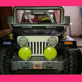 Vendo O Cambio Jeep Eléctrico Original De Fisher-price