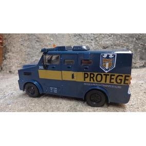 Carro De Transporte De Valores Da Protege Miniatura 1/43