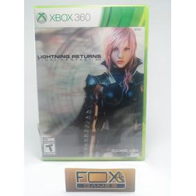 Xbox Jogo Final Fantasy 13 Lightning Returns