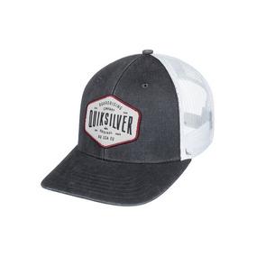Gorra Trucker Quiksilver Steel Hander 3fcafe30287
