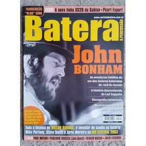 Revista Batera Nº 71 John Bonham