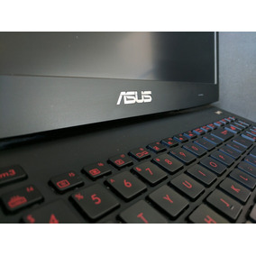 Notebook Asus Rog I7 - 16gb - 1tb + 256ssd - G751jy