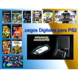 Juegos Virtuales Digitales Para Playstation 2 Ps2 Play 2