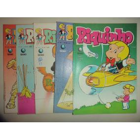 Lote Riquinho 15 18 19 20 25 Editora Globo 1989 Excelentes
