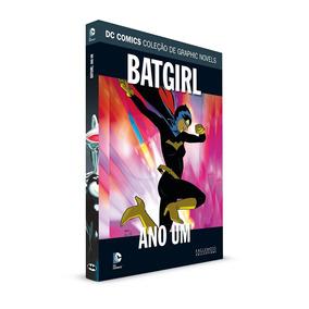 Col Eaglemoss - Batgirl - Ano Um - Novo/lacrado
