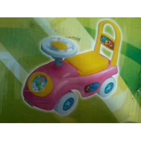 Carro Montable Con Corneta En El Volante Para Bebé
