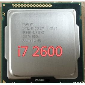 Processador Intel Core I7 2600 1155 Segunda Geração Perfeito