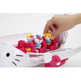 Hello Kitty Jada Toys Jet Plane Juego Set P/niñas Cdmx Df