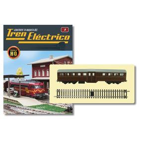 Construye Tu Maqueta Del Tren Eléctrico N°1. Predator01